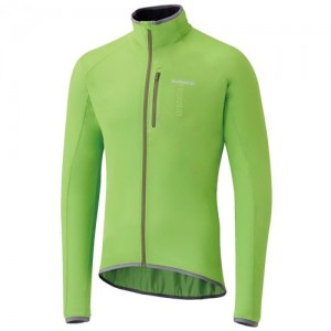 shimano-kyrtka-WINDBREAK-STRETCHABLE-xl-green